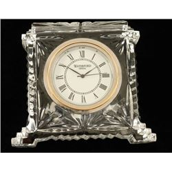 Waterford Desk Clock