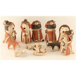Hopi Nativity Scene