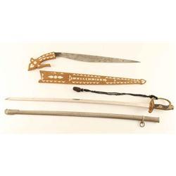 Lot of 2 Swords