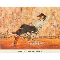 Anheuser-Busch Art Advertiser