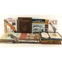 Lot of Western & Gun Related Books