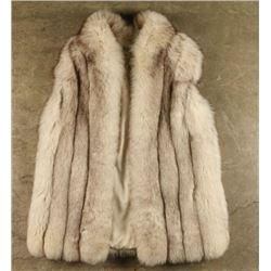 Beautiful Ladies Fox Fur Vest