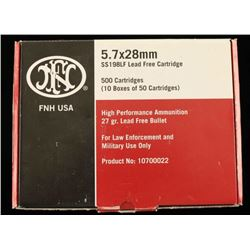 Lot of 5.7x28mm Ammo