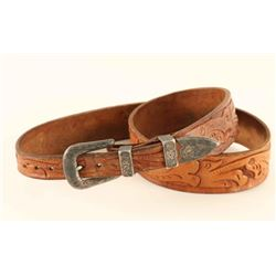 McCabe Sterling Buckle and Keeper
