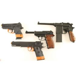 Lot of Air Pistols
