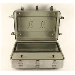 Vintage Aluminum Shipping/Storage Case