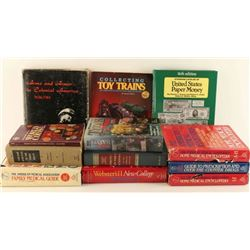 Box Lot of Misc Books
