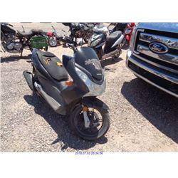 2013 - HONDA MOTORCYCLE
