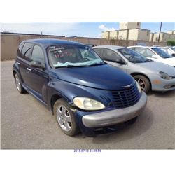 2002 - CHRYSLER PT CRUISER