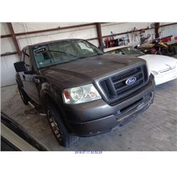 2004 - FORD F150