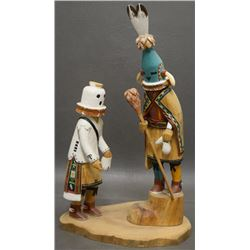 HOPI KACHINAS ( HARVEY)