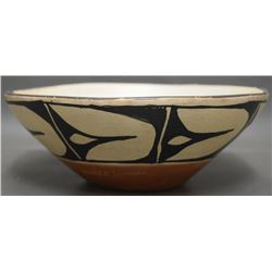 SANTO DOMINGO POTTERY BOWL (LOVATO)