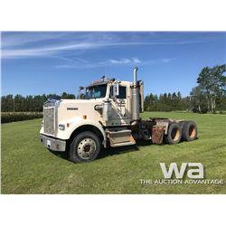 1990 KENWORTH W900B T/A TRUCK