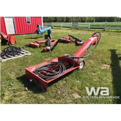 """WHEATHEART 10""""X 10 FT. HYD TRANSFER AUGER"""