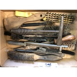 Asstd. Wire Brushes Lot