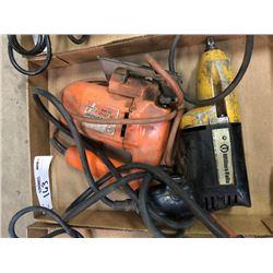 Black & Decker Jig Saw / Millers Falls Electric Impact