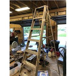 7' Aluminum Step Ladder