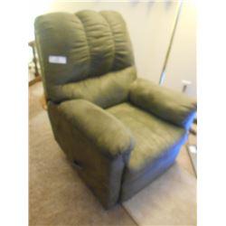 Green Recliner Chair