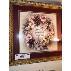 Inspirational Framed Prints (3)