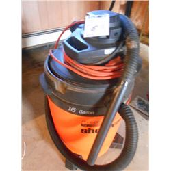 Portable Blower 16 Gal. Wet/Dry Shop Vac WORKS