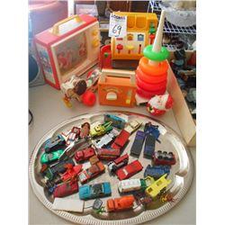 Vintage Toys Lot