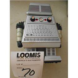 Vintage Starroid i-M-1 Radio Toy Robot