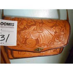 Hand Made Leather Shoulder Bag