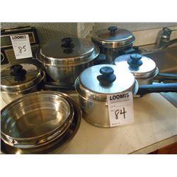 14 Pc Lifetime Cookware Set