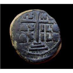 Ancient Byzantine Empire, Romanus Iii 1028-1034 Ad.anonymous Follis.