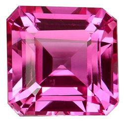 27.7ct. Pink Topaz Emerald