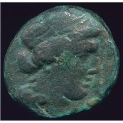 Greek Coin Thrace Mesembria Athena Spear 7,90 G / 20,09 Mm Grk1527.10