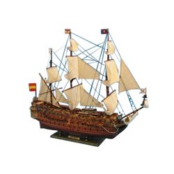 San Felipe Limited Tall Model Ship 38""