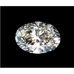 5 carat Oval Brilliant Cut BIANCO® Diamond