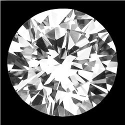 1.67ct Round 7.5mm BIANCO Diamond