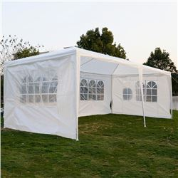 NEW WHITE 10FT BY 20FT WEDDING PARTY EVENT TENT