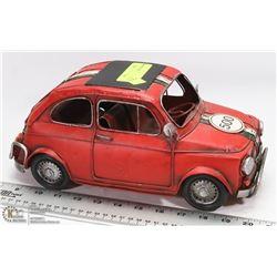 DECORATIVE METAL CAR