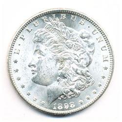 1898-O MORGAN SILVER DOLLAR 63 GRADE QUALITY