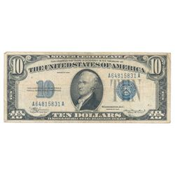 1934 Federal Reserve Note A64815831A
