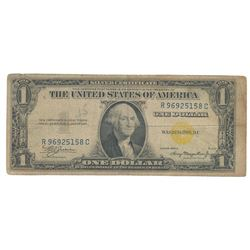 1935A United States Federal Reserve Note (North Africa)