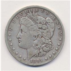 1891 Philadelphia *Very Fine quality*
