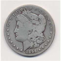 1896-S San Francisco BETTER DATE *Very Good Quality*