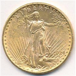 1924 MS63 Quality $20 Double Eagle Saint Gaudens