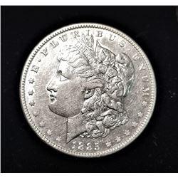 1885-P Almost Uncirculated Morgan Silver Dollar
