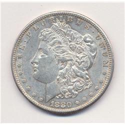 1880-S San Francisco *AU 58 Quality* Morgan Silver Dollar