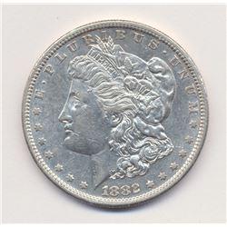 1882-S San Francisco *AU Quality* Morgan Silver Dollar