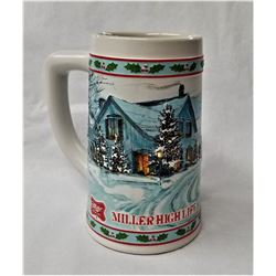 LIMITED EDITION MILLER HIGH LIFE STEIN