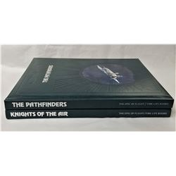 THE PATHFINDERS AND KNIGHTS OF THE AIR THE EPIC OF FLIGHT/TIME-LIFE BOOKS