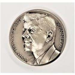 John Fitzgerald Kennedy Inaugurated January 20th, 1961 Coin Italy