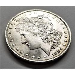 1884-O MS64+ Morgan Silver Dollar
