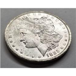 1885-O MINT Morgan Silver Dollar